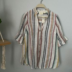 MAEVE STRIPED TOP *NEW*